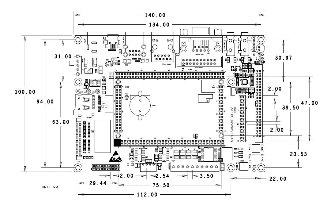 myd-sama5d3x-c开发板